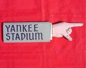 Pointing Hand - Yankee Stadium