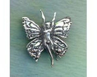 Fairy Fae Pendant Enchanting Sterling Silver Jewelry FAY043