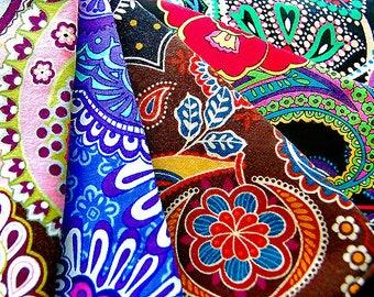 Multiple Cases Eyeglass Sunglass DESIGNER Soft Case retired prints SEVERAL prints Handmade repurposed DESIGNER recycled fabric