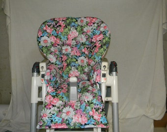 Superb Diner Highchair Cover In Gray Chevron Fits More See Etsy Bralicious Painted Fabric Chair Ideas Braliciousco