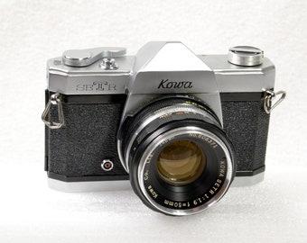 KOWA SETR lens-shutter SLR