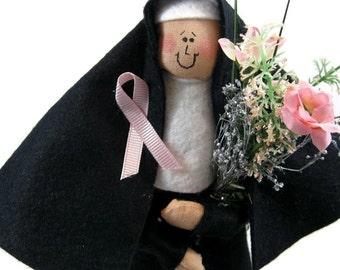 Sister Bea Well--celebrating survivors
