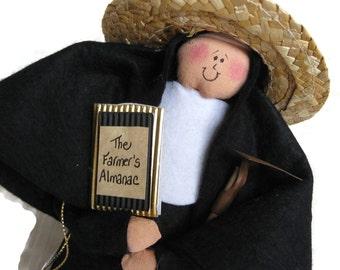Sister Farrah Field--the farmer, gardener