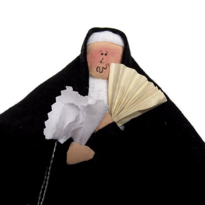 Mature woman gift funny menopause doll gag retirement gift image 0