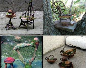 Faery Furniture Monthly Club, fae furniture monthly gift, six months of fae furniture discounted