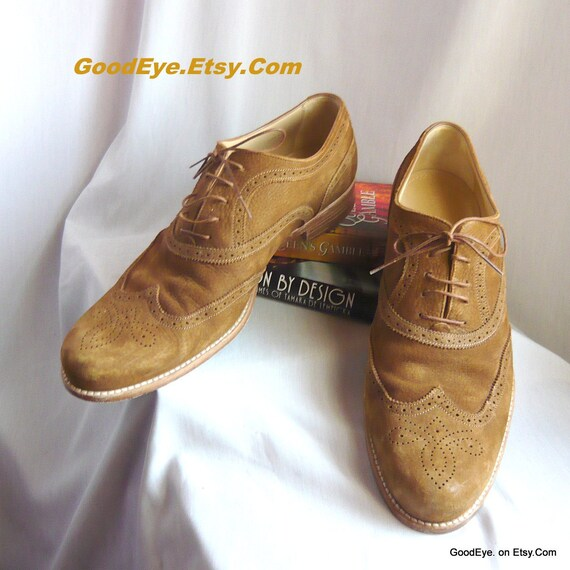 Men's Louis VUITTON Oxford Shoes / size