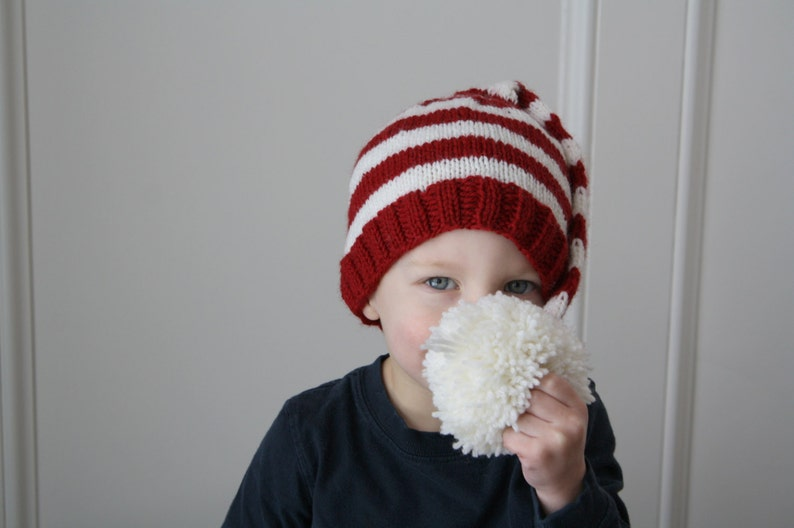 37ebcb443b58a PDF Pattern for Stocking Hat using Wool of the Andes Szs