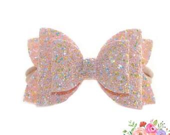 Baby Headband Set Pink