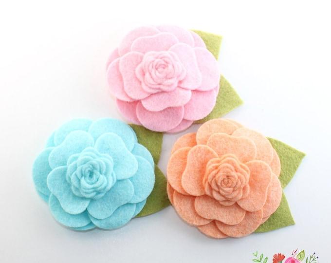 Choose your color  Flower Headband