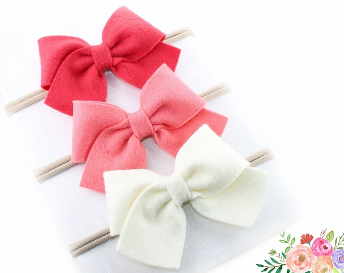 Featured listing image: Sailor Bow Headbands Package #26