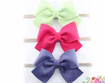 Sailor Bow Headbands Package #26