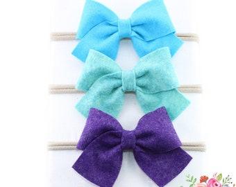 Sailor Bow Headbands Package #24