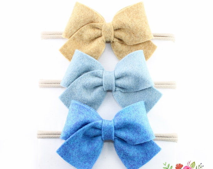 Featured listing image: Sailor Bow Headbands Package #21