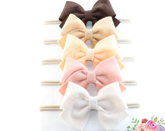 Sailor Nylon Headband Choose colors