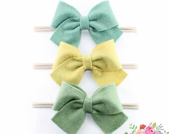 Sailor Bow Heabands Package #29