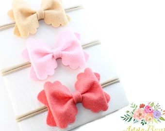 Big Bow Layered Headband