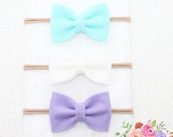Bow Tie Headbands