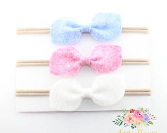 Infant Headbands, Newborn Headbands, Baby Headband, Baby Headbands and Bows