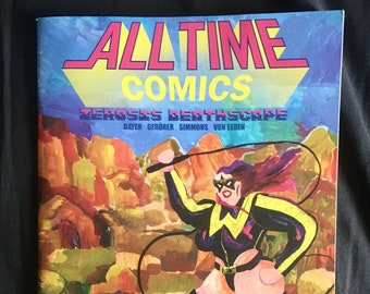 All Time Comics, Zerosis Deathscape #4