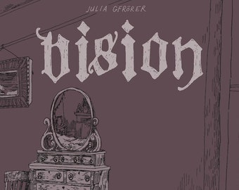 Vision graphic novel