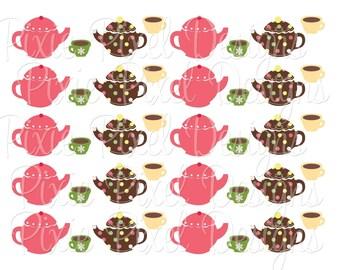 M2MG Tea for 2 v2 Print Your Own Ribbon Graphics