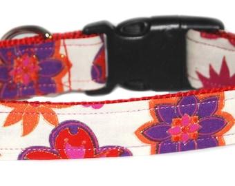 Moroccan Garden Dog Collar