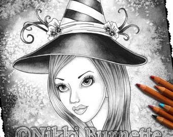 photo regarding Free Printable Grayscale Coloring Pages titled Grownup Coloring E-book Printable GRAYSCALE Coloring E book Etsy