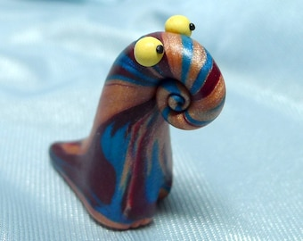 VonSnoot Monster - Feeping Creatures polymer clay monster figurine