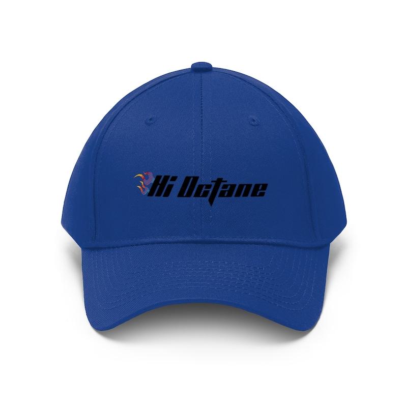Hi Octane Hot Rod Embroidered Twill Hat image 0