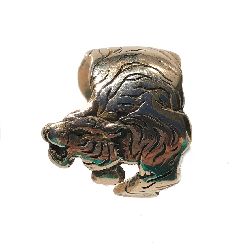 Flying Tiger Adjustable Ring image 0