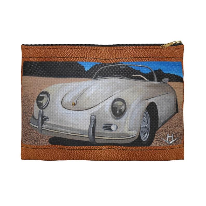Hi Octane Porsche 356 Accessory Bag image 0