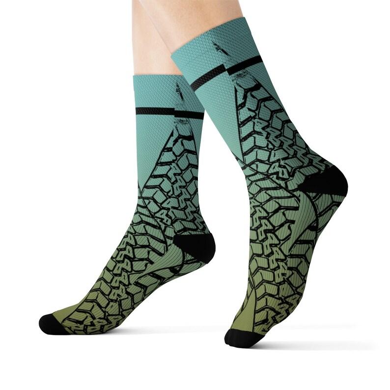 Burnout Socks image 0