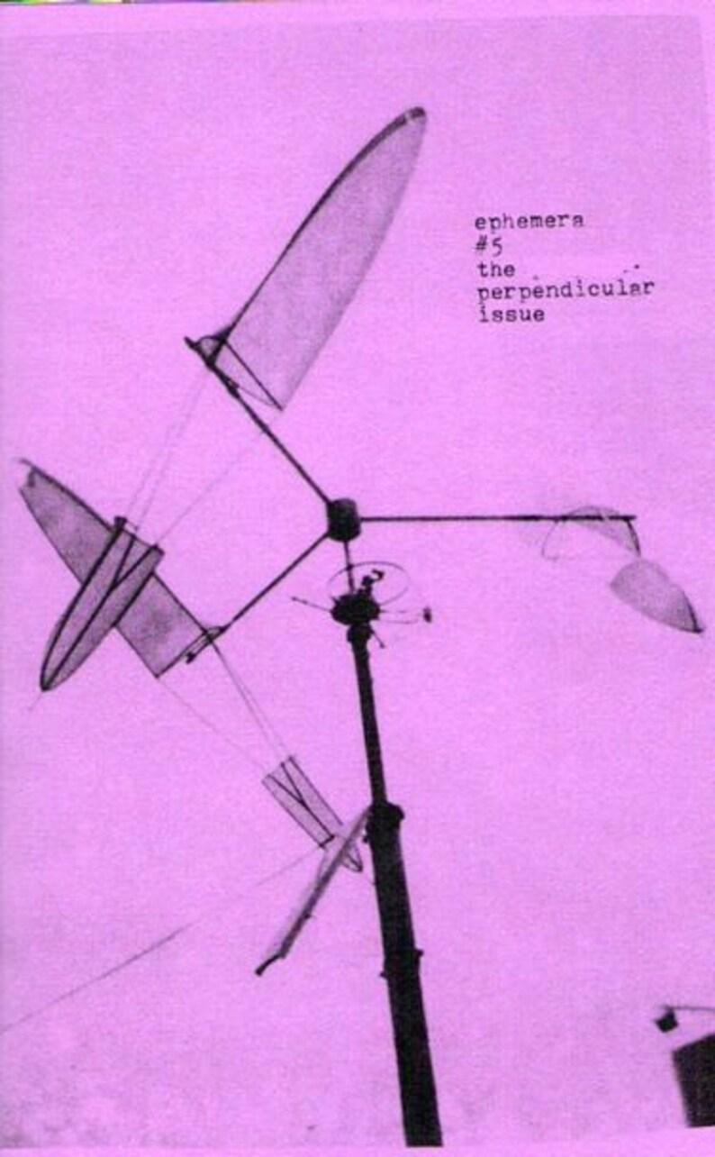 Ephemera 5: The Perpendicular Issue image 0
