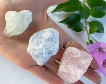 Angelic Raw Crystal Set