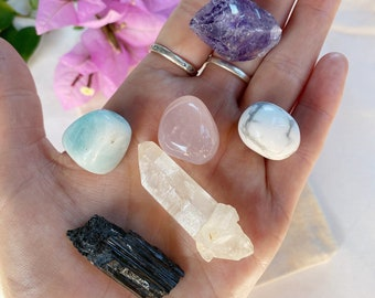 Guidence + Grounding Crystal Set