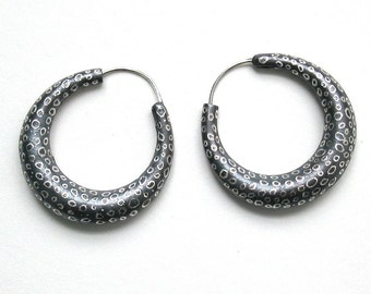 Big Half Moon Hoops