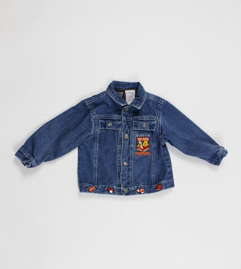 2a7dc887a3e5 Kids Winnie the Pooh Jacket Winnie the Pooh Denim Jacket