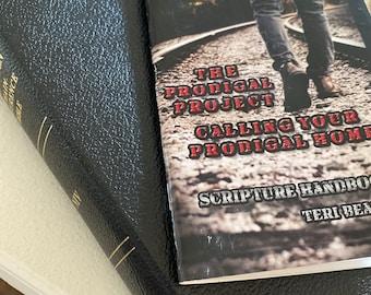 Intercessory Prayer, Prayer, The Prodigal Project, Calling Your Prodigal Home Scripture Handbook