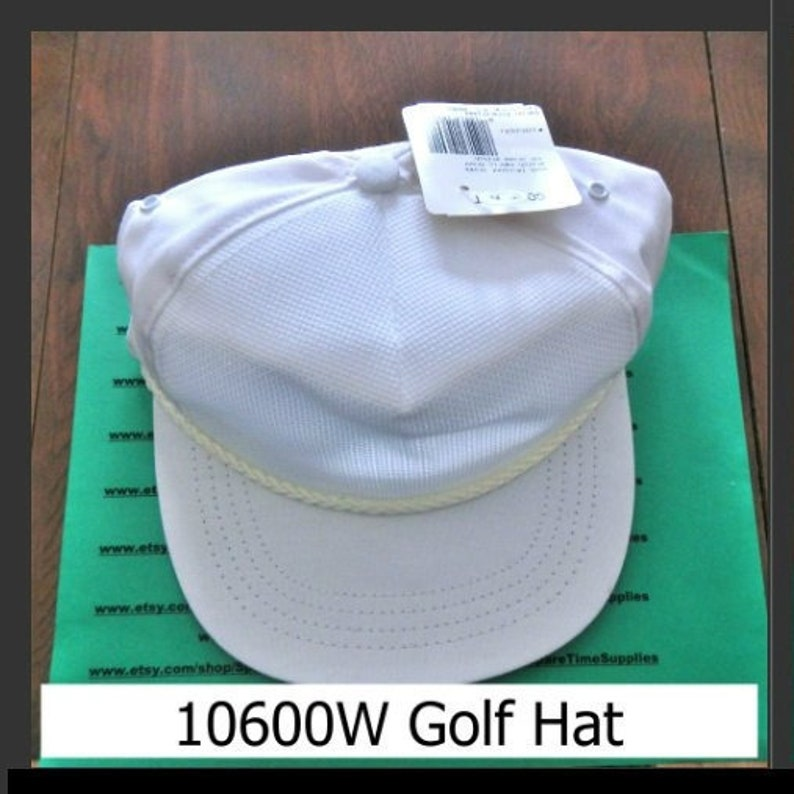 Crafter Pride Cross Stitch Hat Golf Hat 10600W  a9d086d62fc