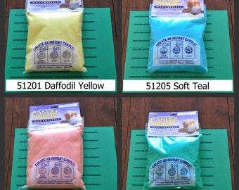 Distlefink Designs - Candle Magic - Wax Crystals - assorted colors - 12 oz - 1 pkg