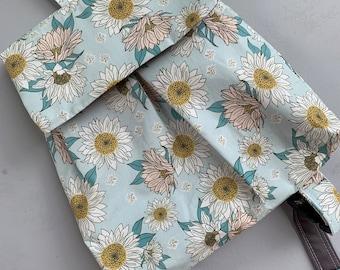 Feeding Tube Backpack - Floral