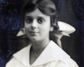 Gem Miniature Young Teen Girl mysterious