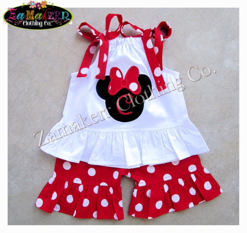 6-12 mo DISNEY STORE MINNIE MOUSE BABY COSTUME PINK POLKA DOT 2016