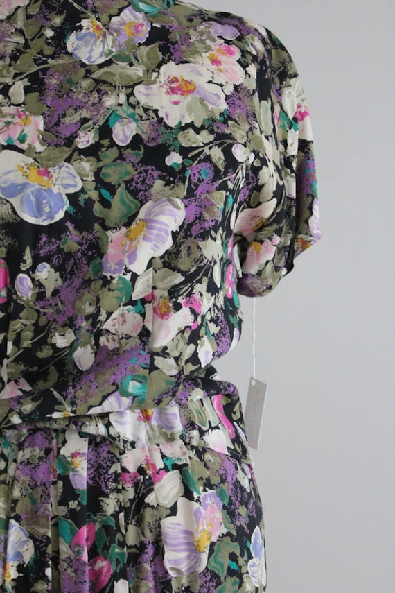 floral top and skirt set | two piece floral set |… - image 2