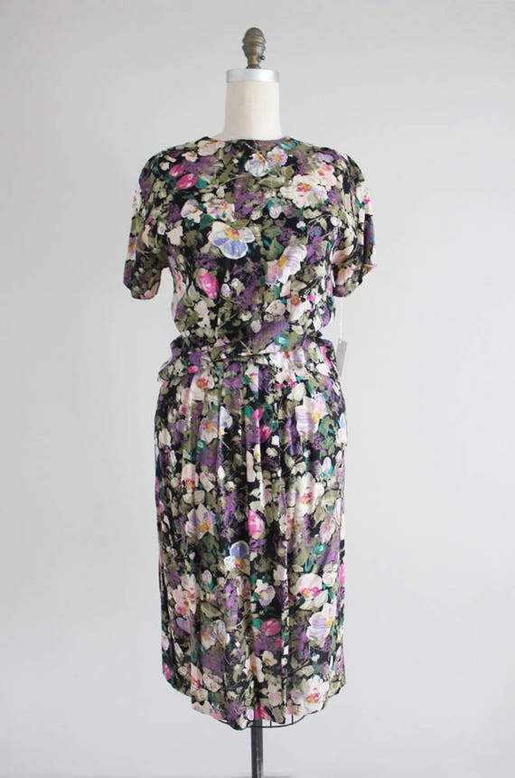 floral top and skirt set | two piece floral set |… - image 3