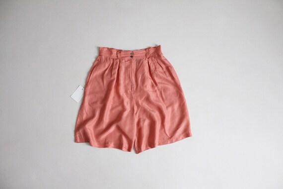bittersweet silk shorts   silk trouser shorts   sa