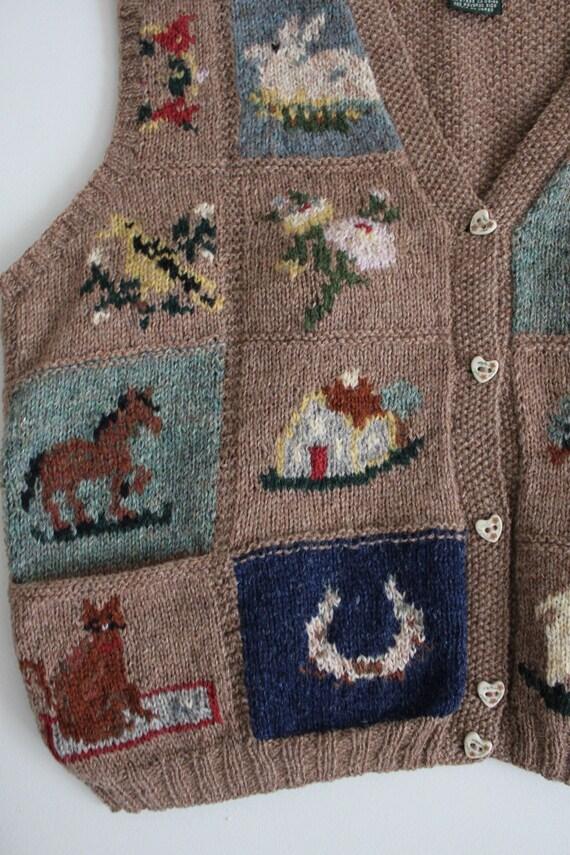 vintage americana vest | Ralph Lauren heritage ve… - image 9