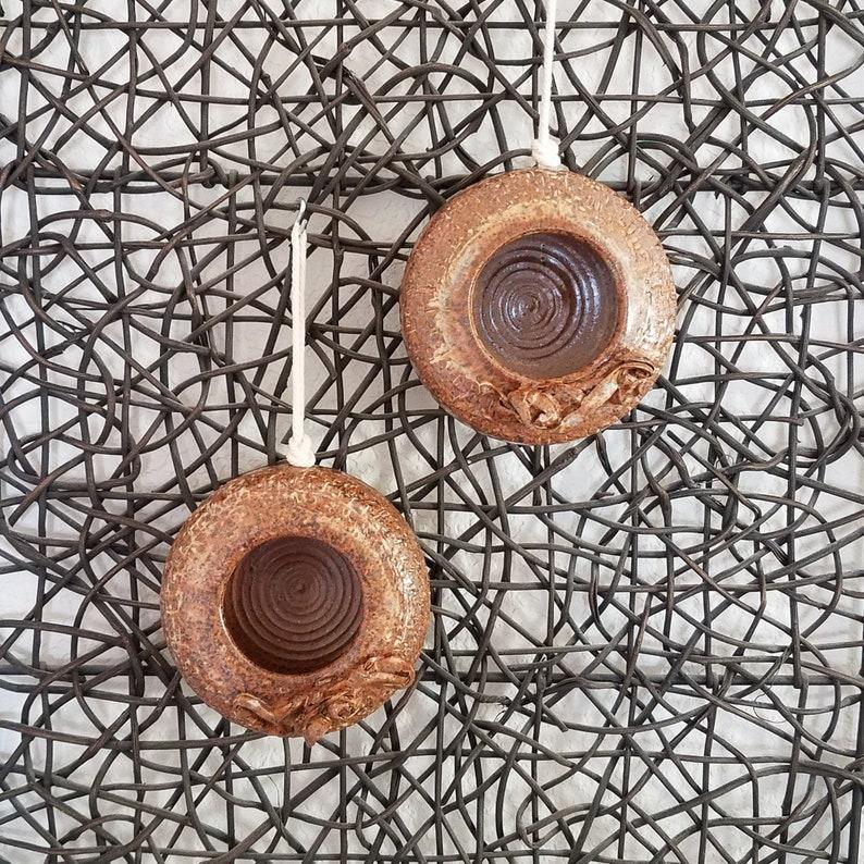 Nesting Helper  Holds nesting materials for birds  Bird Nest image 0