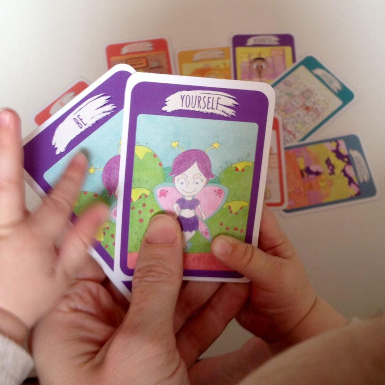 Be Ninja Mindfulness Card Game image 0