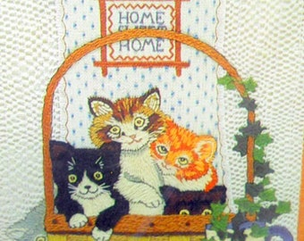 1991 Say It With Roses Vintage Original Cross-Stitch Patterns and Instructions by Diane Brakefield 209